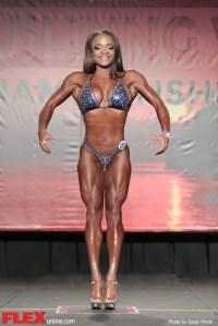 Andrea Calhoun - Figure - 2014 IFBB Tampa Pro
