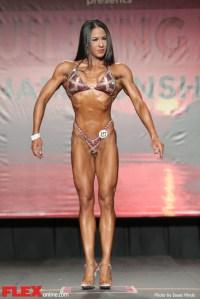 Jennifer Cordovez - Figure - 2014 IFBB Tampa Pro