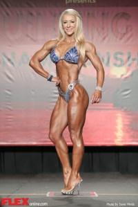 Amanda Doherty - Figure - 2014 IFBB Tampa Pro