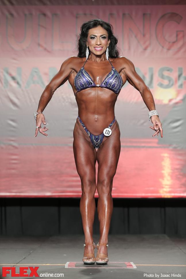 Edith Driver - Figure - 2014 IFBB Tampa Pro
