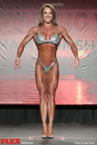Krista Dunn - Figure - 2014 IFBB Tampa Pro