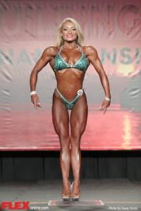 Wendy Fortino - Figure - 2014 IFBB Tampa Pro