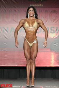 Angie Garcia - Figure - 2014 IFBB Tampa Pro