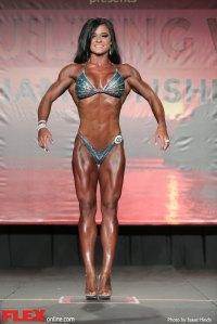 Ivana Ivusic - Figure - 2014 IFBB Tampa Pro