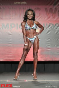 Vanessa Jacobs - Figure - 2014 IFBB Tampa Pro