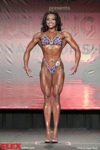 Kamla Macko - Figure - 2014 IFBB Tampa Pro