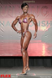 Vera Mallet - Figure - 2014 IFBB Tampa Pro