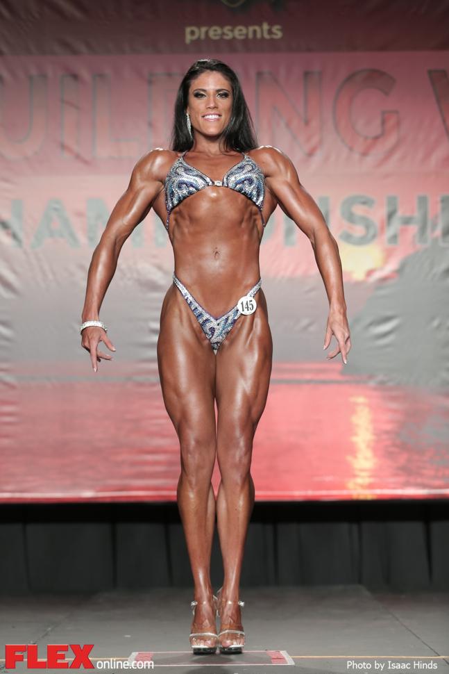 Heather Nappi - Figure - 2014 IFBB Tampa Pro