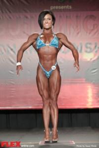 Megan Olson - Figure - 2014 IFBB Tampa Pro