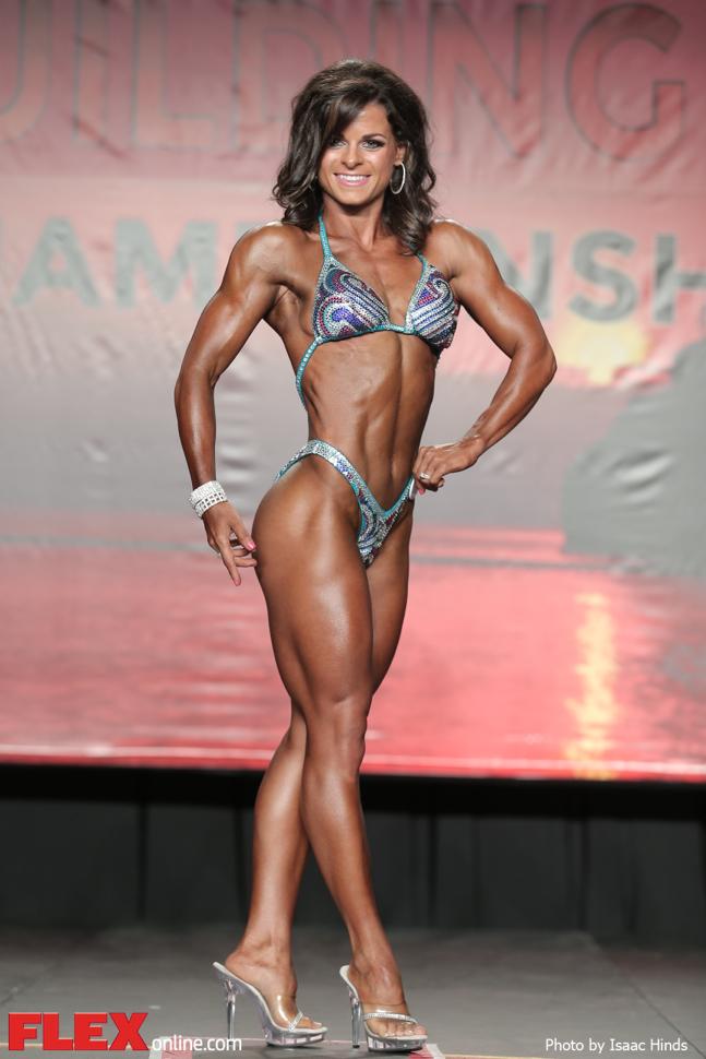 Megan Rigby - Figure - 2014 IFBB Tampa Pro