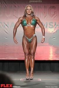 Elvimar Sanchez - Figure - 2014 IFBB Tampa Pro