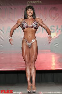 Jennifer Taylor - Figure - 2014 IFBB Tampa Pro