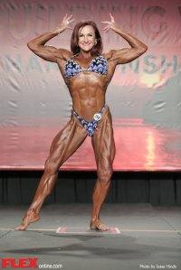 Margarita Charaim - Women's Physique - 2014 IFBB Tampa Pro