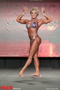 Ava Cowan - Women's Physique - 2014 IFBB Tampa Pro