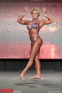 Ava Cowan - Women's Physique - 2014 IFBB Tampa Pro