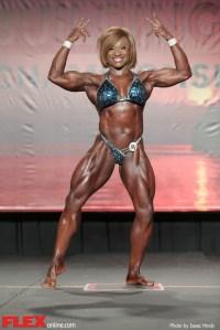 Cassandra Floyd - Women's Physique - 2014 IFBB Tampa Pro