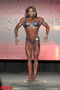 Heather Grace - Women's Physique - 2014 IFBB Tampa Pro