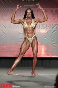 Jennifer Hernandez - Women's Physique - 2014 IFBB Tampa Pro