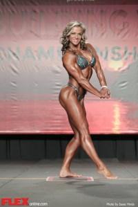 Leah Johnson - Women's Physique - 2014 IFBB Tampa Pro