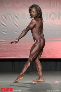 Rosela Joseph - Women's Physique - 2014 IFBB Tampa Pro