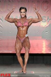 Teresita Morales - Women's Physique - 2014 IFBB Tampa Pro