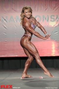 Karina Nascimento - Women's Physique - 2014 IFBB Tampa Pro
