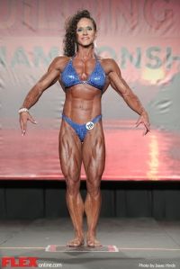Dona Oliveira - Women's Physique - 2014 IFBB Tampa Pro