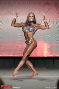 Jillian Reville - Women's Physique - 2014 IFBB Tampa Pro