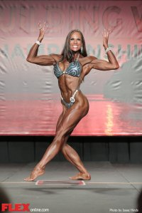 Jillian Reville - Women's Physique - 2014 IFBB Tampa Pro