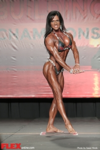 Tonya Shull - Women's Physique - 2014 IFBB Tampa Pro