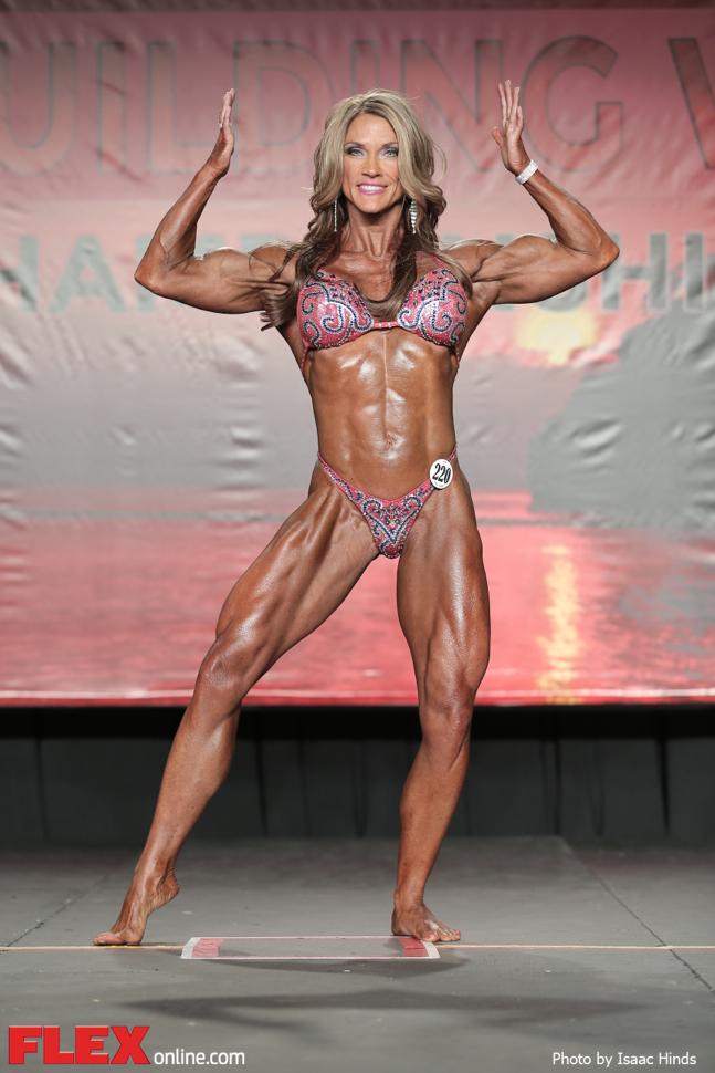 Pamela Slemmons - Women's Physique - 2014 IFBB Tampa Pro
