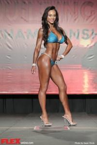 Nicole Ankney - Bikini - 2014 IFBB Tampa Pro