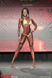 Asia Mendoza - Bikini - 2014 IFBB Tampa Pro