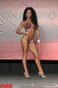 Michelle Sylvia - Bikini - 2014 IFBB Tampa Pro