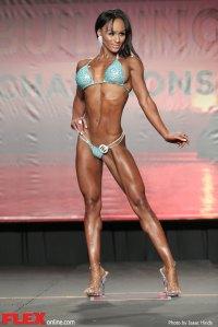 Kenea Yancey - Bikini - 2014 IFBB Tampa Pro