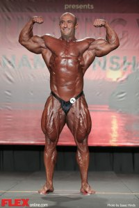 Mohamad Ali Bannout - Men's Open - 2014 IFBB Tampa Pro