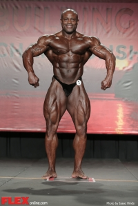 Lloyd Dollar - Men's Open - 2014 IFBB Tampa Pro