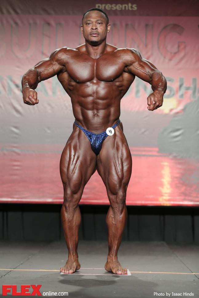 Timmy Gaillard - Men's Open - 2014 IFBB Tampa Pro