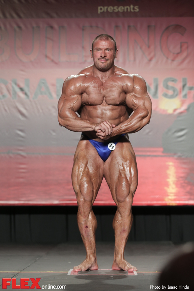 Alexandre Nataf - Men's Open - 2014 IFBB Tampa Pro