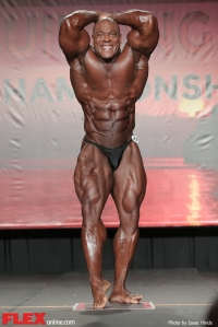 Dr. Frank Roberson - Men's Open - 2014 IFBB Tampa Pro