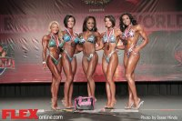 Awards - Figure - 2014 IFBB Tampa Pro