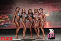 Awards - Women's Physique - 2014 IFBB Tampa Pro