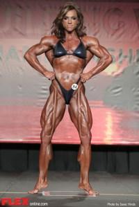 Sheila Bleck - Women's Bodybuilding - 2014 IFBB Tampa Pro