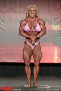 Judy Gaillard - Women's Bodybuilding - 2014 IFBB Tampa Pro