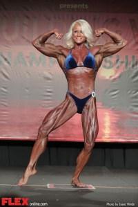 Lisa Giesbrecht - Women's Bodybuilding - 2014 IFBB Tampa Pro