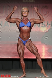 Zoa Linsey - Women's Bodybuilding - 2014 IFBB Tampa Pro