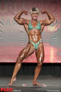 Virginia Sanchez - Women's Bodybuilding - 2014 IFBB Tampa Pro