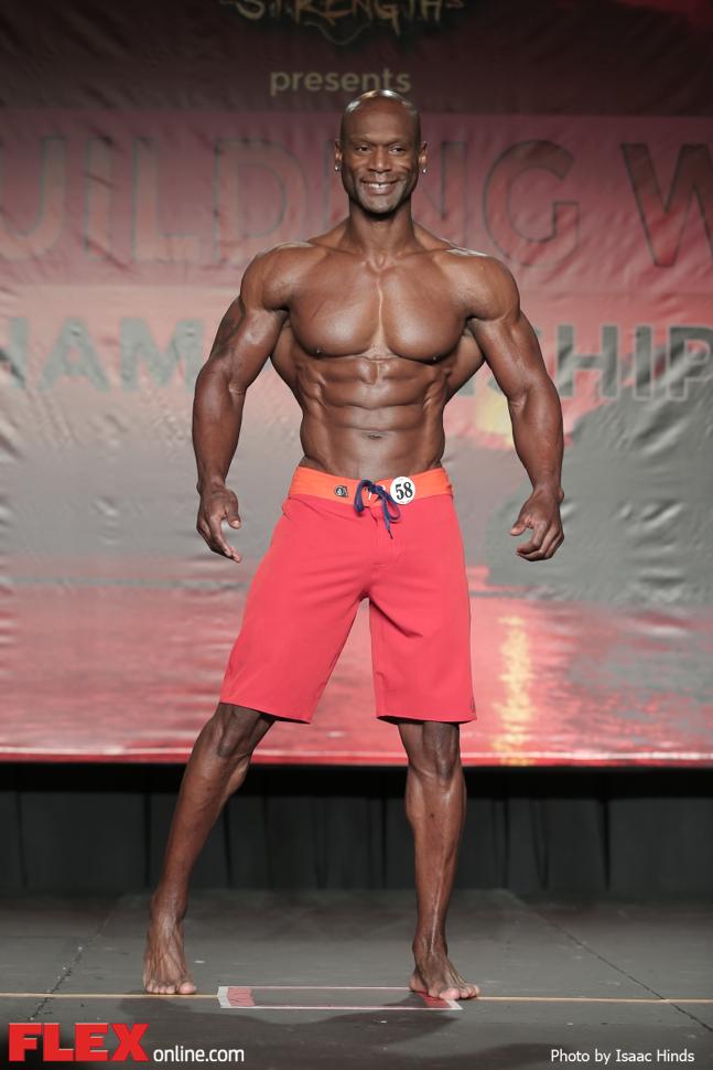 Anthony Brigman - Men's Physique - 2014 IFBB Tampa Pro