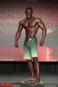 Brian Hay - Men's Physique - 2014 IFBB Tampa Pro