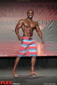 Ryan Hinton - Men's Physique - 2014 IFBB Tampa Pro